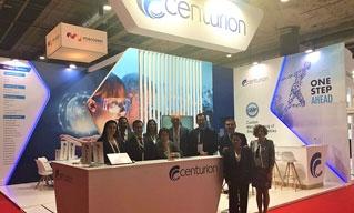 Centurion Pharma participated in the CPHI fair
